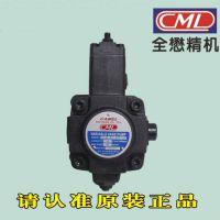 台湾CML全懋VCM-SM-40-A-20齿轮泵