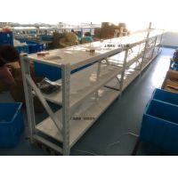 轻型货架标准4层横梁,层数、载重可选欢迎定制