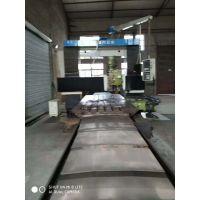 在位出售上海2x4米数控龙门铣床