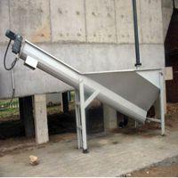 城市污水处理砂水分离器不锈钢固液分离除砂机高性能砂水分离器