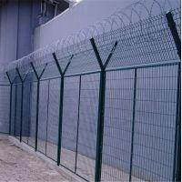 厂家生产/机场护栏网/监狱防护网/监狱隔离栅/Y型安全防御护网/可根据客户要求定做