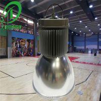 旧厂房改造成羽毛球馆照明方案|钢结构篮球馆照明灯布置|LED球馆天棚灯