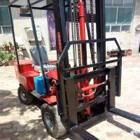 厂家直销 电动堆高车小型电力电动叉车升高搬运车 推高车