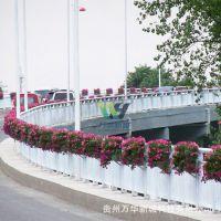 高架绿化花盆 道路隔离护栏桥梁绿化工程景观花盆 可定制