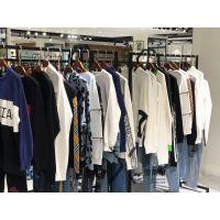 新品女装折扣店2019年春装卫衣大码一手货源多种款式新款组货包