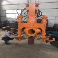 鹤壁挖掘机液压铰刀清淤泵 液压抽沙泵 批发价 排沙泵市场价