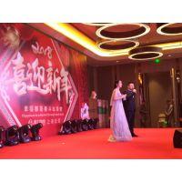 上海专业年会舞台搭建年会场地布置公司