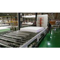 床垫自动翻转机 床垫翻板机 床垫旋转台生产专机