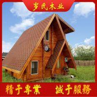 广东岁氏绿化碳化木木屋市场价格