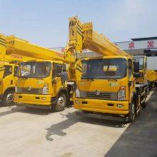 重汽12吨吊车 龙祥重工 名优产品 支持分期