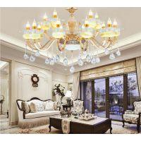 新款个性铁艺吸顶灯LED客厅卧室餐厅顶灯E27家用灯