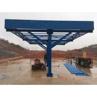【广西南宁标准化钢筋加工棚】用于建筑工地防护棚 安全防护棚