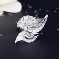 速卖通外贸爆款创意畅销首饰批发镶钻花朵戒指 欧美派对食指指环