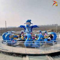 激战鲨鱼岛大型户外游乐场设备定制