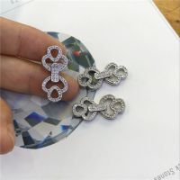 精致扣子 珍珠项链手链扣子 微镶锆石精品款
