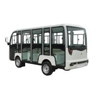 东莞十一人座封闭式旅游观光车 LT-S8+3.F 欢迎选购