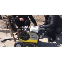 安徽亳州BM82s汽油电动小型腻子涂料油漆家装喷涂机报价