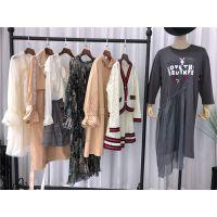 芭依璐春装 广州品牌女装折扣货源走份批发特卖场进货渠道 多种款式