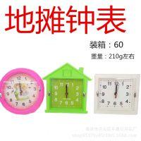 简约客厅挂钟表 经典圆形方形卡通挂表钟表厂家直销 夜市地摊货源