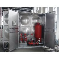 湛江 箱泵一体化供水设备 箱泵一体化 厂家