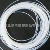 直销聚四氟乙烯管  白色PTFE管  PTFE管材 规格齐全