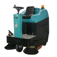 美奥格道路清扫车  电动驾驶式扫地机直销驾驶式吸尘扫地机