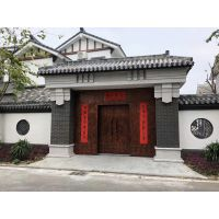 广州私家庭院设计_私家庭院景观设计_别墅庭院装修_广东五行园林装饰