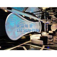 商业美陈玻璃钢雕塑摆件厂家供应
