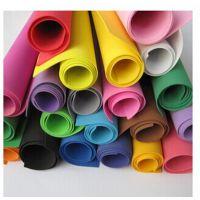 海绵纸 泡沫纸 玫瑰花手工贴画材料纸彩色压花纸 批发