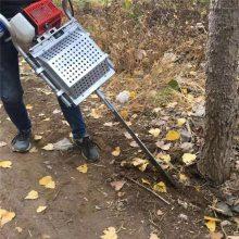 超长导板起树机 新款杨树苗起挖机 铲头式挖树机价格