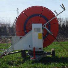 农田灌溉设备 志成绞盘式喷灌机 农业灌溉机器厂家