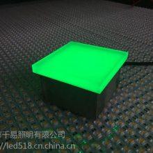广场成品LED砖灯_LED发光砖灯厂家批发_物美价廉