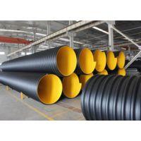 钢带增强聚乙烯(PE)螺旋波纹管、华创天元、航天华创、镀锌钢带、不易分层、耐腐、耐磨