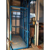 四会室内货梯1吨定做升3米 链条式提升机 电动升降台