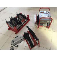 手动两组 四组夹具160系列 pe管对接焊管机 ppr塑料管焊机配件