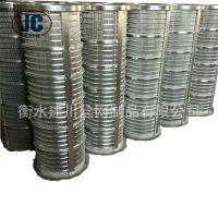 建川筛网专业生产不锈钢固液分离机筛网 支持来图订做高效条缝筛网滤网