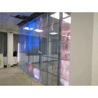 供应大理led高亮透明玻璃屏,ph3.91-7.82