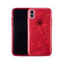 新款 贝壳(闪粉三合一)5G/5S 6G/6S 6PLUS iPhoneX 7PLUS手机保