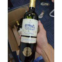 法国Darzac科兰图古堡干红葡萄酒2012 超级波尔多 深圳批发经销