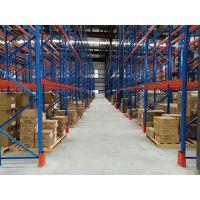 多层仓库货架供应,层高可调节,按货物重量定制-诺宏货架