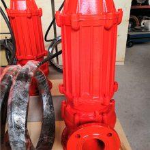 高温热水废水输送 耐高温排污泵