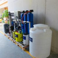 华兰达CE认证EDI反渗透设备 高纯水提取设备 汽车尿素生产用水超纯水设备