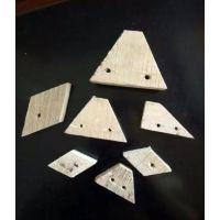 聚氨酯夹克管防腐保温管道专用优质塑料支架 木支架 空调管托