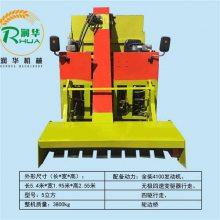 牛场粪污清粪车 养殖场专用大型清粪车 18马力的柴油装粪机