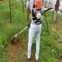 油箱容量1200ML的微耕机 硬土壤松化机庞泰