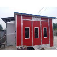 博远供应喷烤漆房,40度汽车烤漆房,汽车打磨房,伸缩式喷漆房