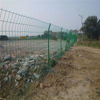 铁丝围栏网 高速公路护栏网厂家 绿色铁丝网批发