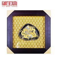 厦门特色礼品创意玛瑙蔡氏漆线雕活动交流拌手礼闽南文化纪念品