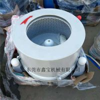 东莞衬塑离心机价格 25KG防腐离心机 三足式化工固液分离机简介