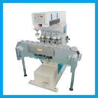 全自动移印机 小型移印机 F-P200CL4四色运输带移印机 电动移印机